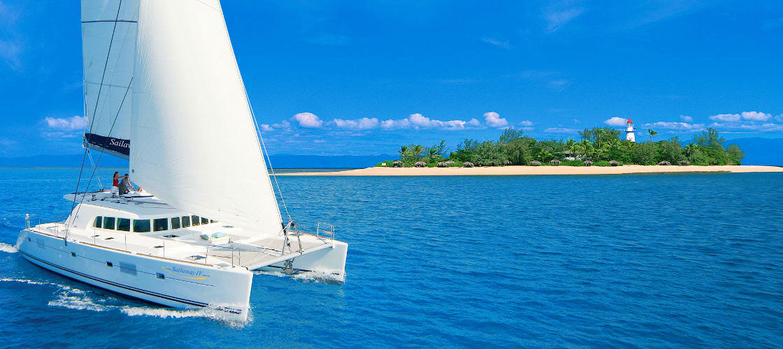 Full Day Low Isles Cruise from Port Douglas
