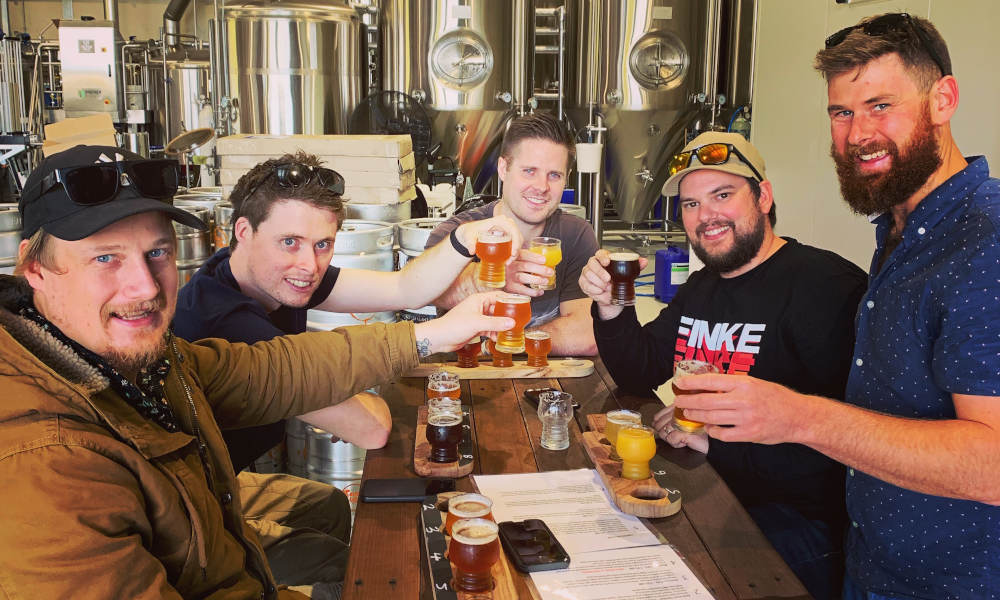 Full Day Brewery & Distillery Tour
