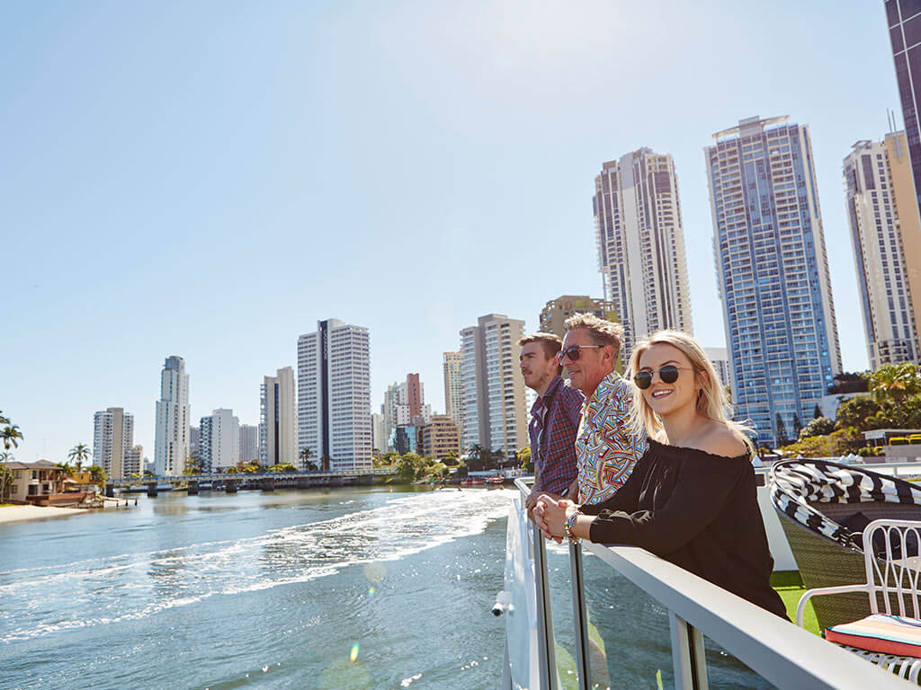 Gold Coast Afternoon Sightseeing Cruise