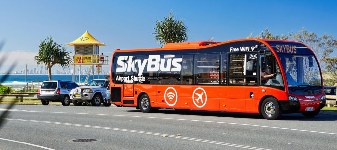 Gold Coast Airport to Byron Bay Shared Transfer