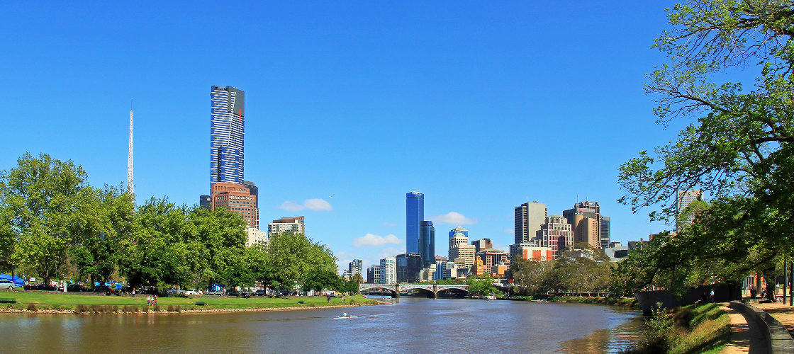 Melbourne River Gardens 1 hour Sightseeing Cruise