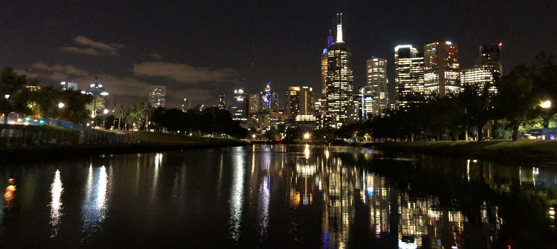 Melbourne City 2 hour Sightseeing Cruise
