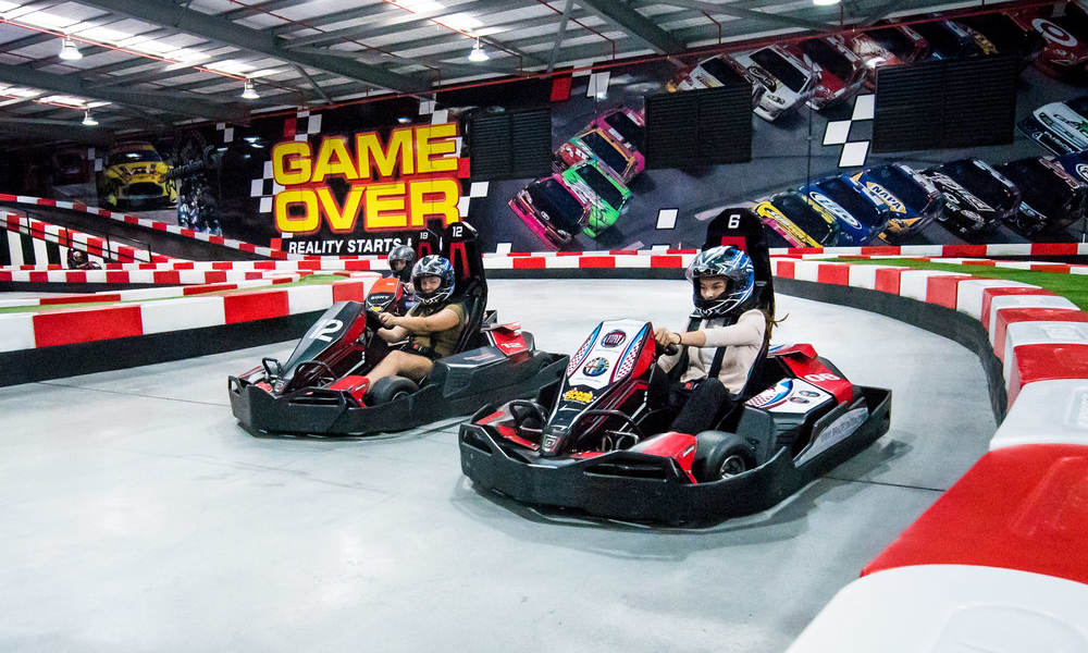 Gold Coast Indoor Go Karting and Activity Centre