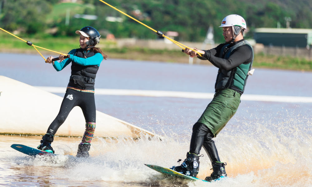 Gold Coast Wakeboarding and Kneeboarding Park