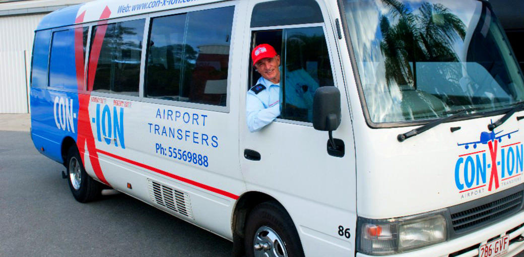 Gold Coast 3 Day Theme Park Transfer Package