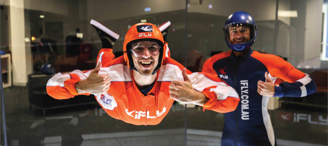iFLY Indoor Skydiving Penrith - Basic