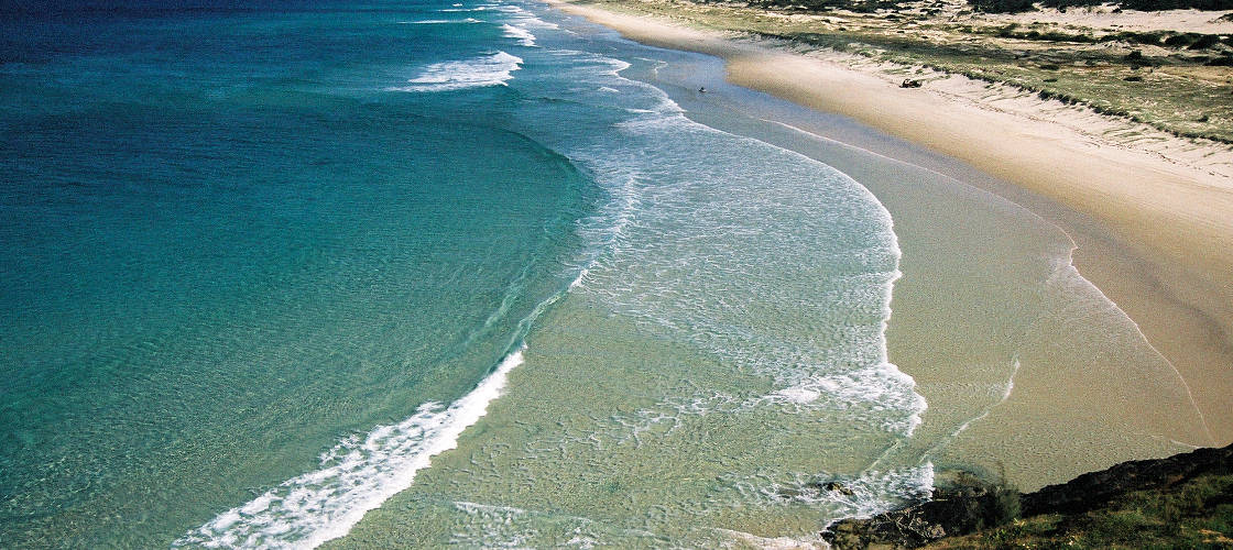 Overnight 4WD Camping Tour On Fraser Island