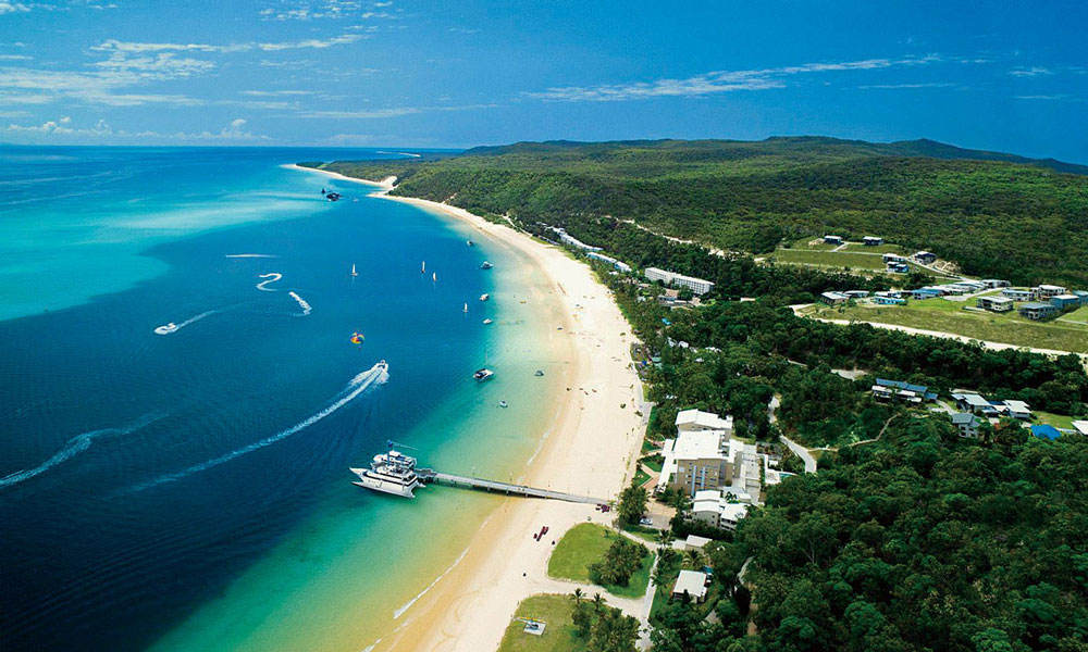Tangalooma Island Resort Day Tour with Lunch