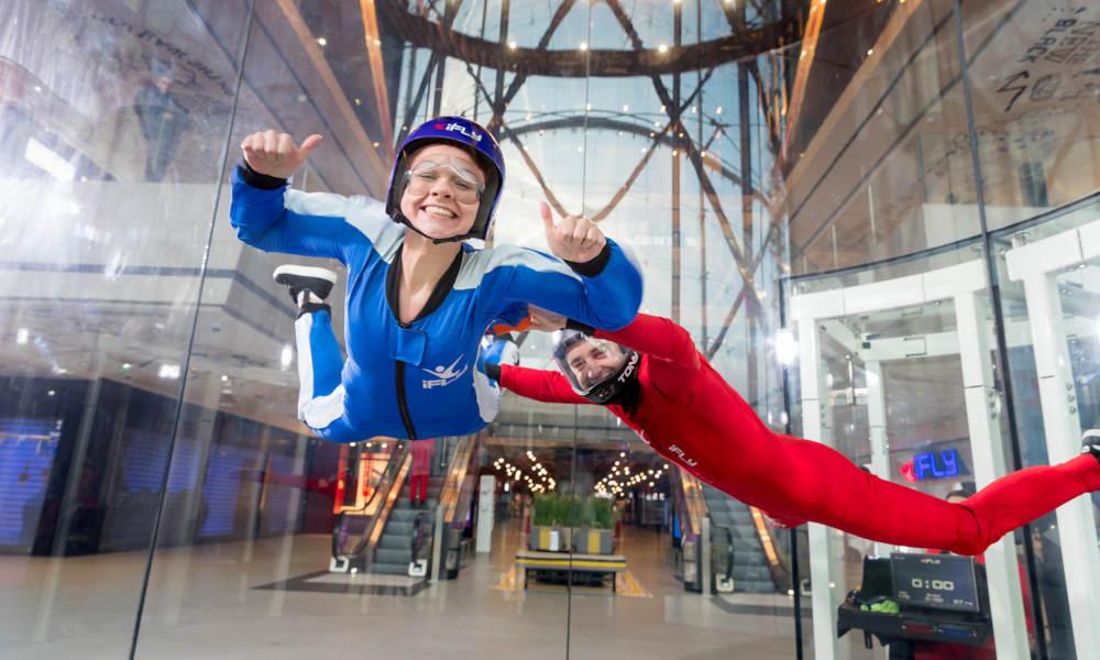 iFLY Brisbane Indoor Skydiving - Family
