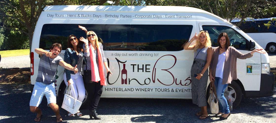 Brisbane to Gold Coast Winery Tour