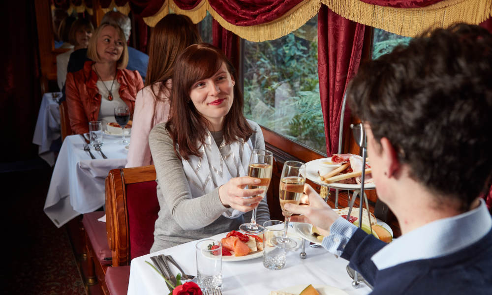 Puffing Billy Belgrave to Gembrook Return Tickets