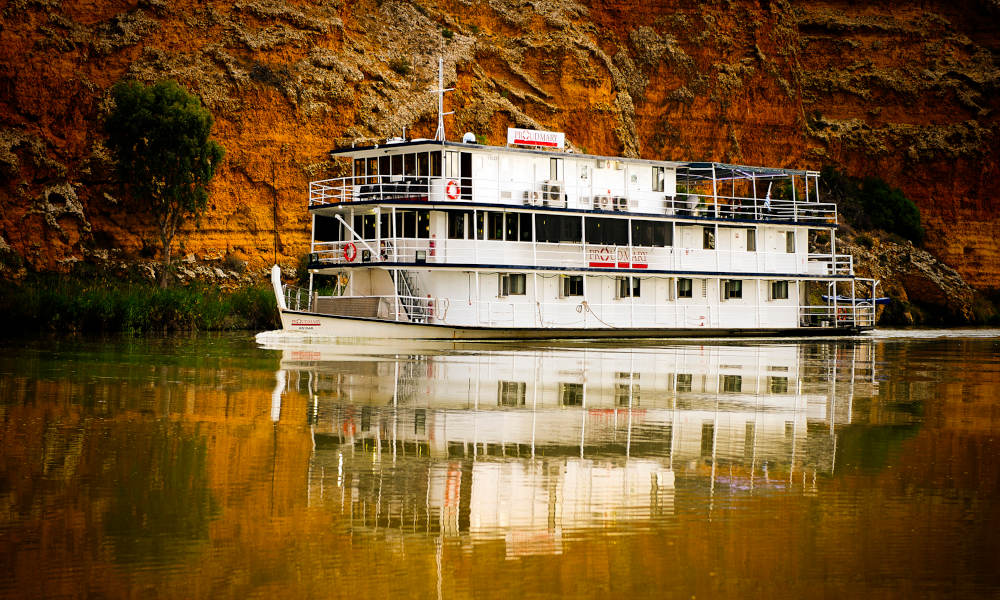 Murray River Day Tour with Cruise from Adelaide