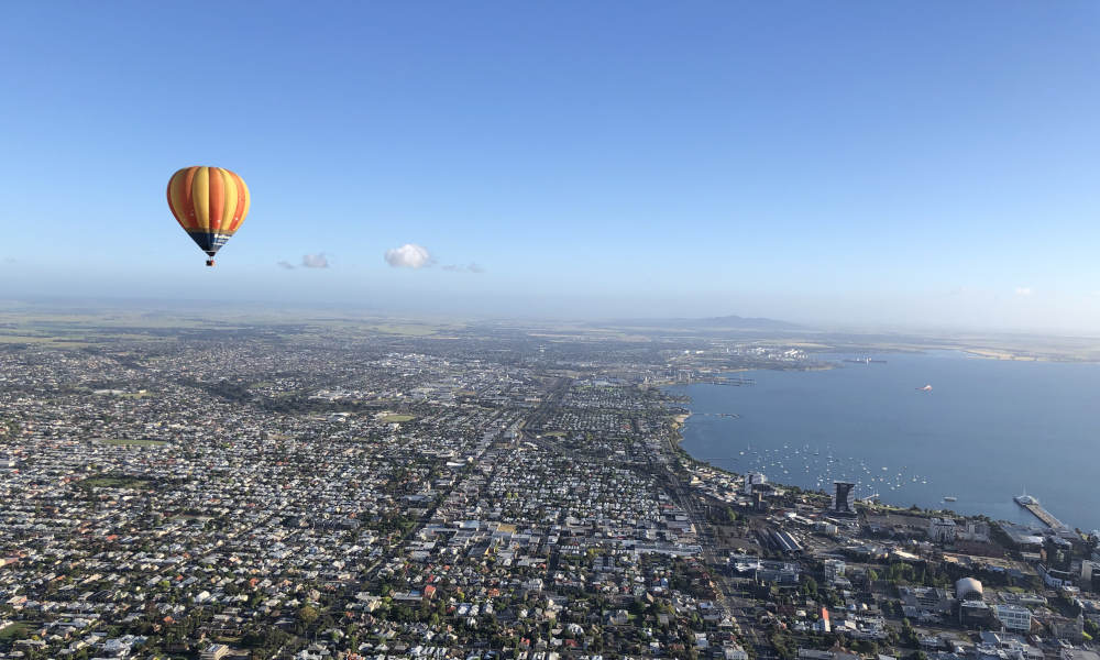 Geelong Hot Air Ballooning