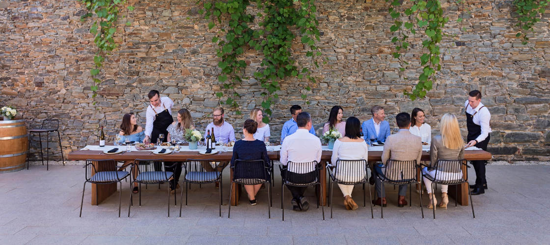 Taste Wine From The Past, Present And Future At St Hugos