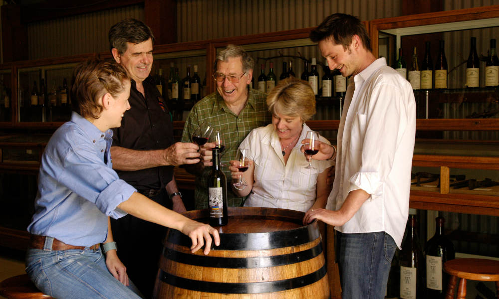 Hunter Valley Wineries Day Tour from Sydney