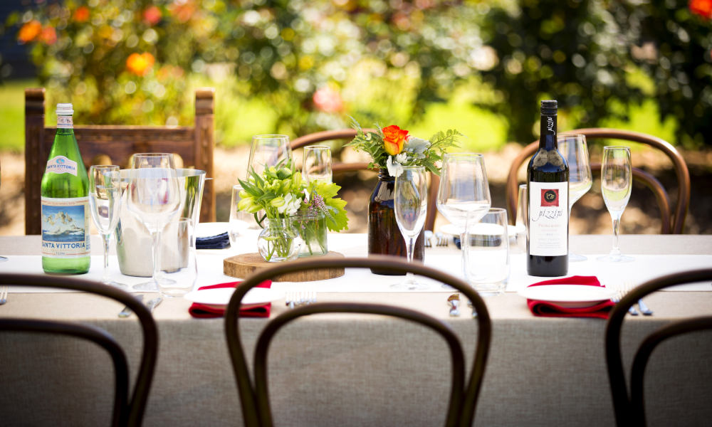 Pizzini Winery Guided Wine Tasting Tour