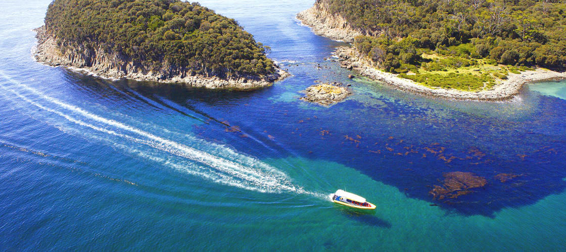 Wineglass Bay Cruises Including Vista Lounge With Lunch