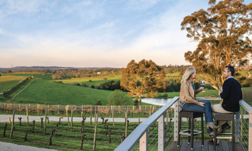 Adelaide Hills and Hahndorf Hop On Hop Off Tour