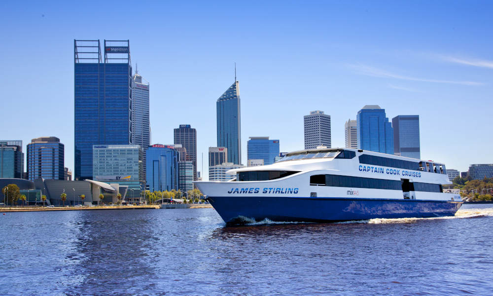 Fremantle to Perth One Way