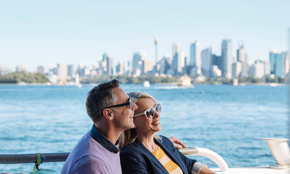 Sydney Morning Whale Watching Cruise