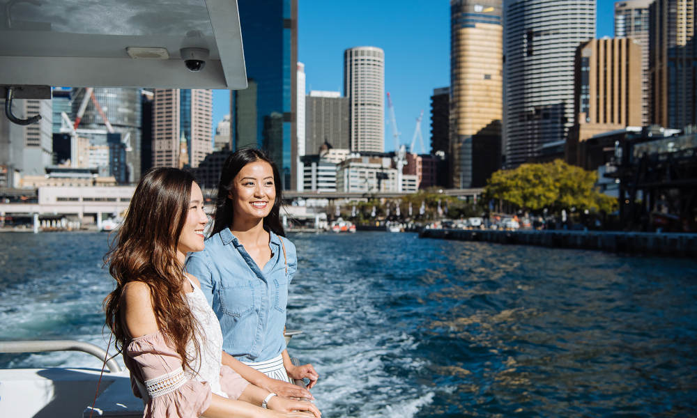 Sydney Afternoon Whale Watching Cruise