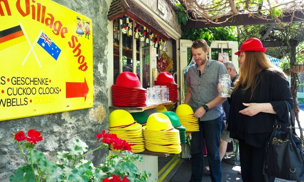 Adelaide City and Hahndorf Sightseeing Tour