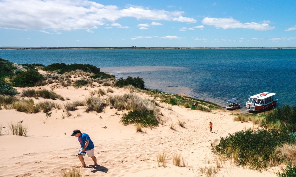 Coorong Full Day Cruise including Lunch
