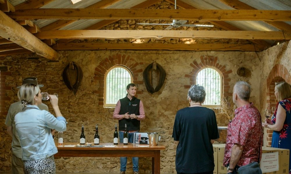 Barossa Food and Wine Experience