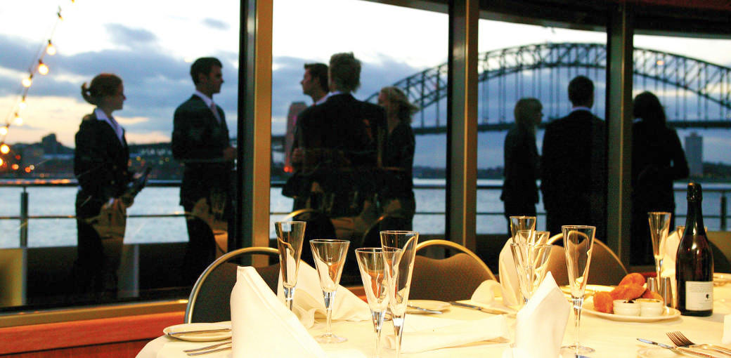 Sydney Harbour Penfolds 6 Course Dinner Cruise including Drinks
