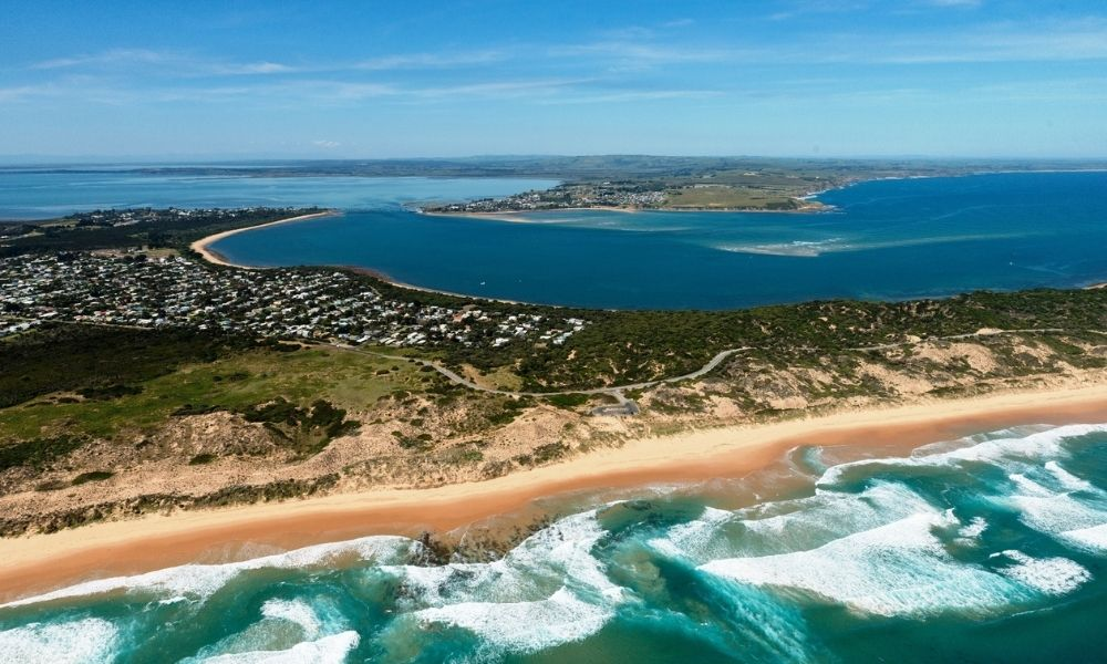 Phillip Island Rhyll, Cowes & Grand Prix Circuit Helicopter Flight