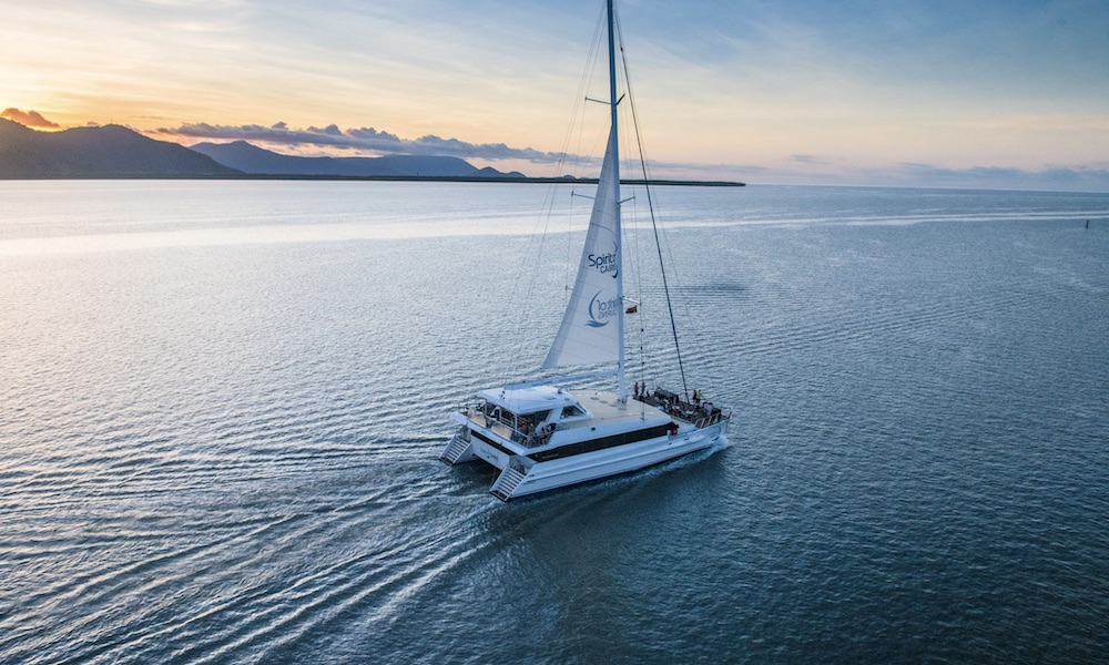 Cairns Harbour and Dinner Cruise