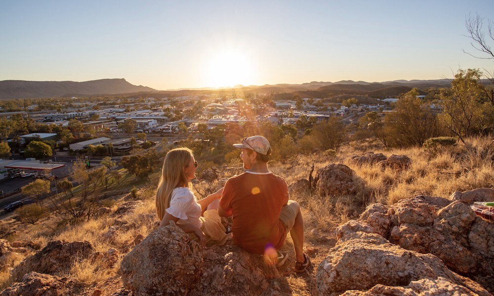 Alice Springs Afternoon Half Day Sightseeing Tour
