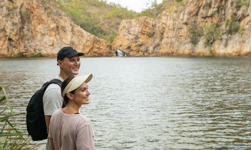 Katherine Gorge and Edith Falls Day Tour