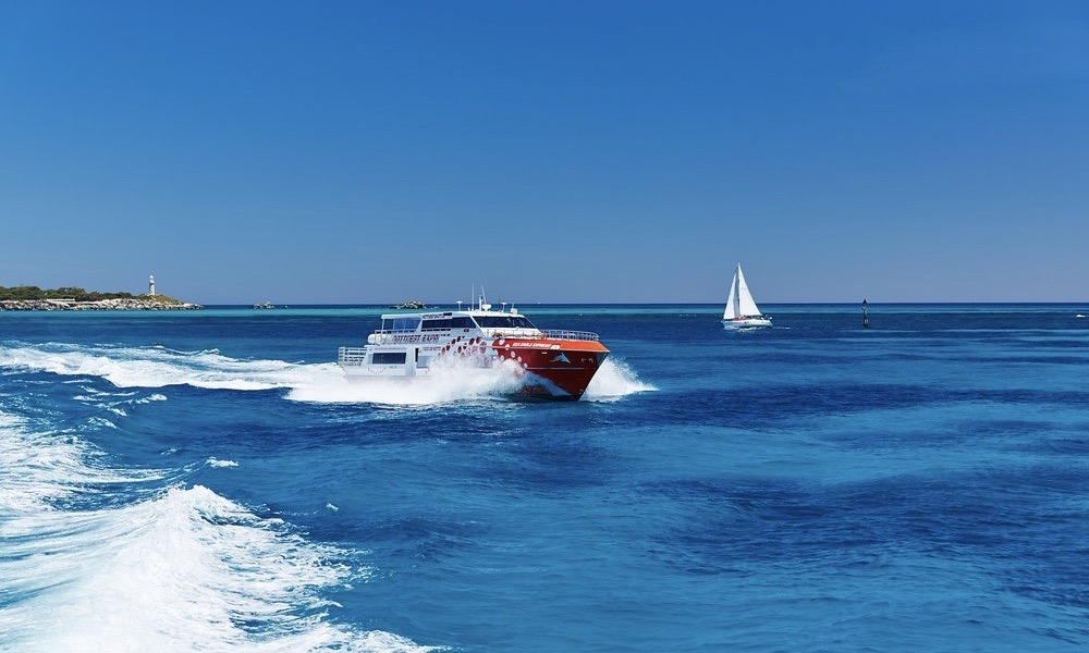 Rottnest Island Day Tour including Guided Bus Tour