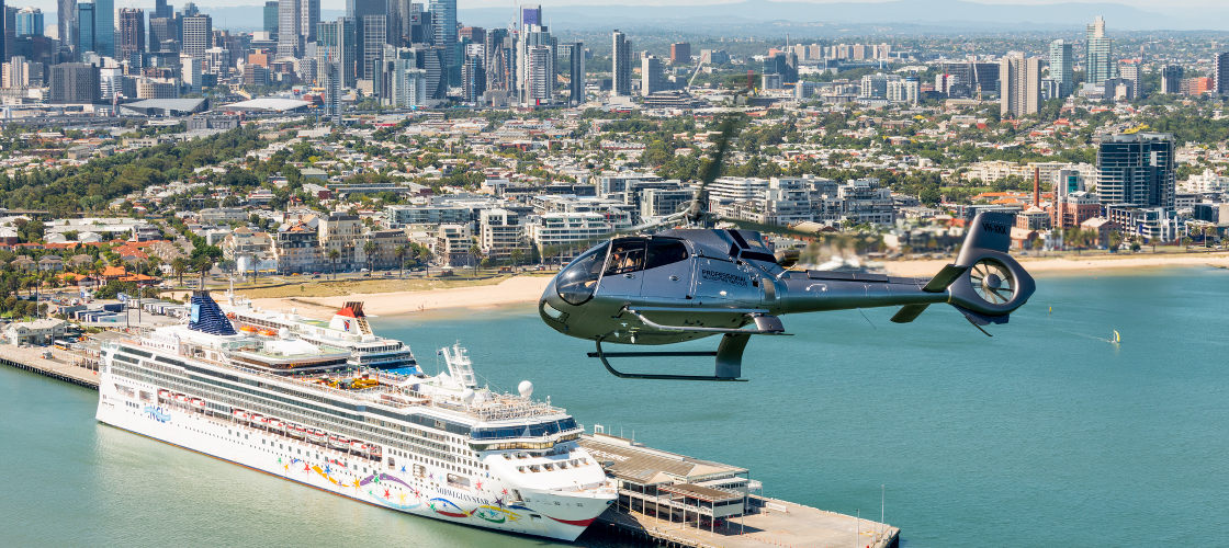 Melbourne City Scenic 30-minute Helicopter Flight
