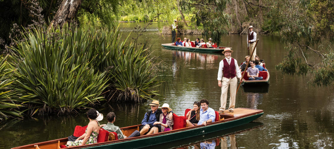 Melbourne Guided 30 Minute Punting Tour