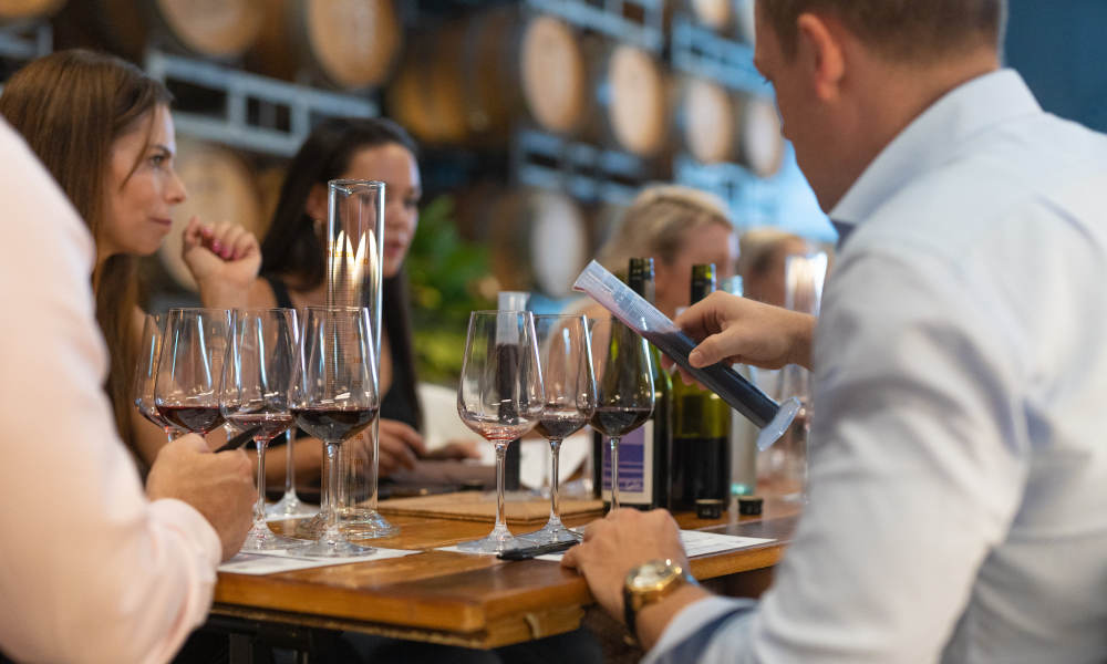 City Winery Wine And Food Pairing Experience