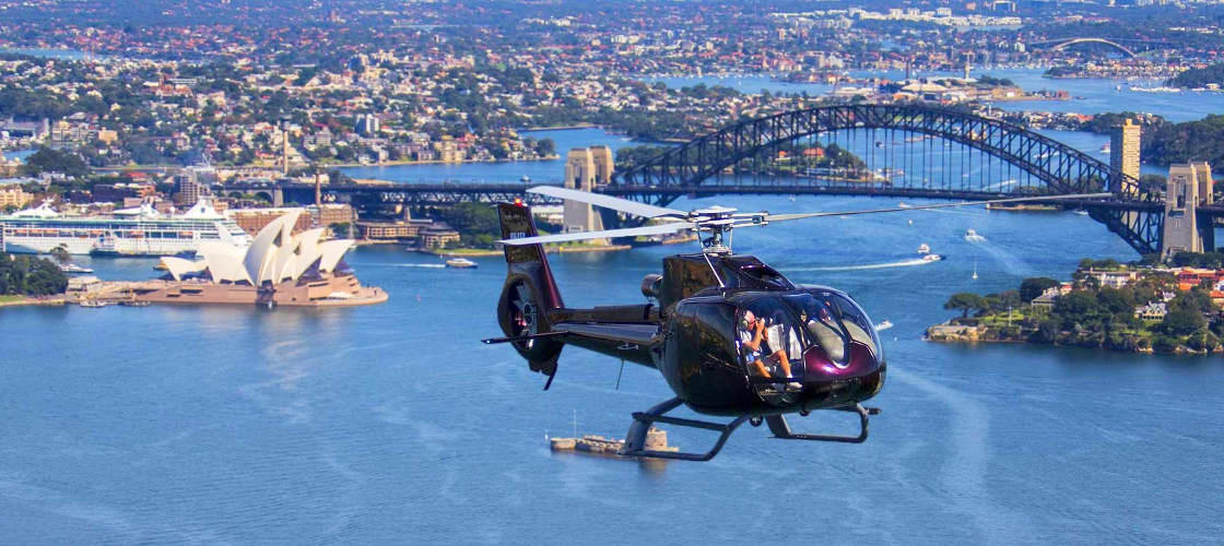 Sydney Scenic Helicopter Flight with Transfers