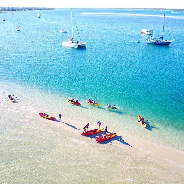 Gold coast Kayaking & Snorkelling tour