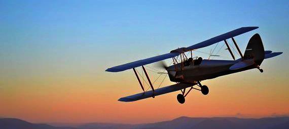 Yarra Valley Tiger Moth Flights - 20 Minutes