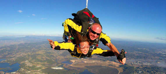 Gold Coast Skydiving - 12,000ft