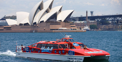 Sydney Harbour 2 Day Hop On Hop Off Ferry Pass