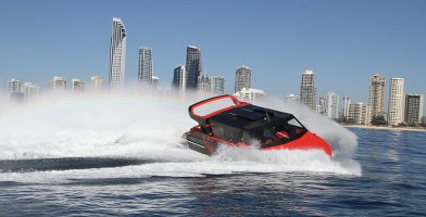 Gold Coast Ocean Jet Boat Ride