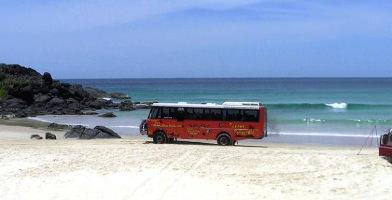 Brisbane to Fraser Island 2 Day Tour
