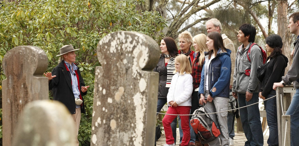 Port Arthur Day Tour with Carnarvon Bay Cruise and Isle of Dead Tour
