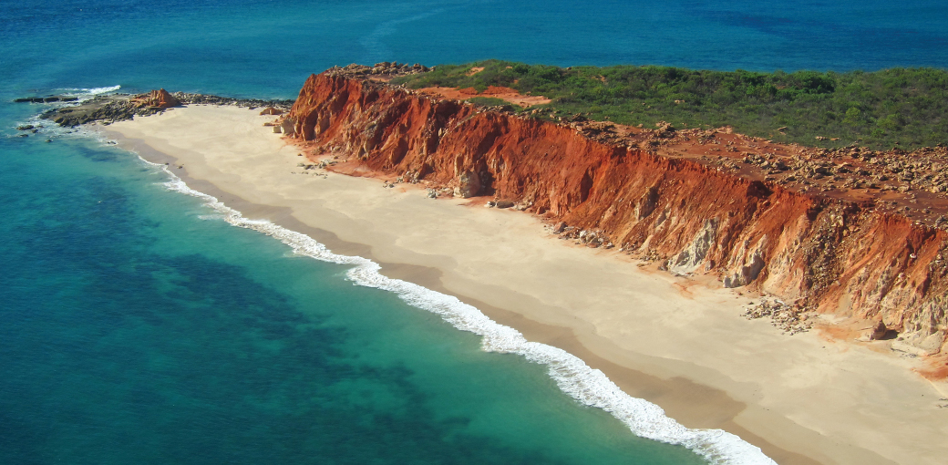 Cape Leveque 4WD Tour with Return Flight to Broome