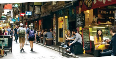 Melbourne Walking Tour - Lanes and Arcades (with Lunch)