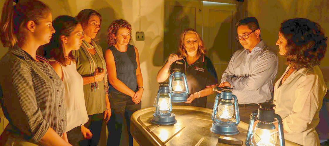 Sydney Quarantine Station Ghost Tour