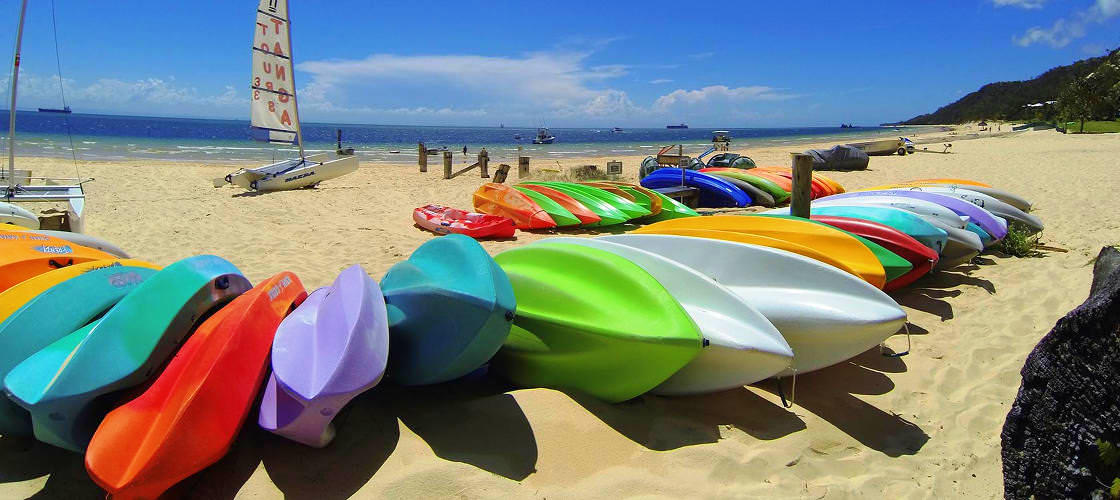 Tangalooma Day Trip with Activities (self-drive)