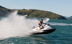 1.5 Hour Jet Ski Guided Tour from Airlie Beach